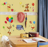 Winnie The Pooh Wall Decal Quote Lettering Vinyl Sticker Decor Cool Art Kids
