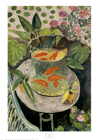 Les poissons rouges de Matisse dans une oeuvre et une histoire matisse-henri-le-poisson-rouge-1912