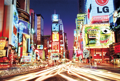 Time Square Manhattan