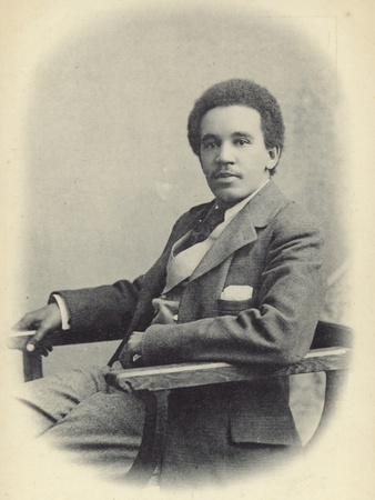 Portrait of Samuel Coleridge-Taylor