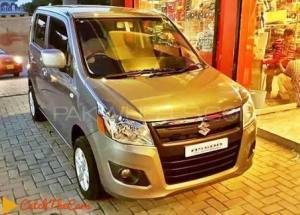 Suzuki Wagon R VXL 2017 for sale in Lahore | PakWheels