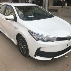 All New Toyota Altis 2018 Perbedaan Veloz Dan Grand Corolla Automatic 1 6 For Sale In Karachi Pakwheels