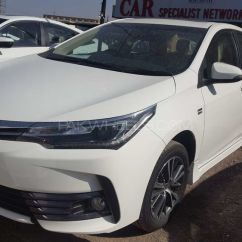 New Corolla Altis Grande Harga Grand Avanza G 2015 Toyota Cvt I 1 8 2018 For Sale In Islamabad