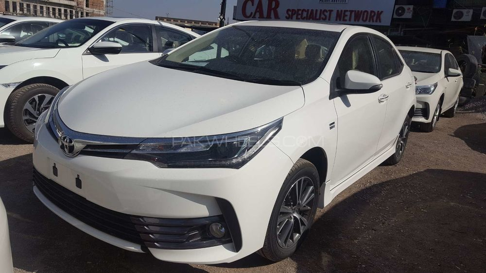 new corolla altis grande perbedaan all kijang innova toyota cvt i 1 8 2018 for sale in islamabad