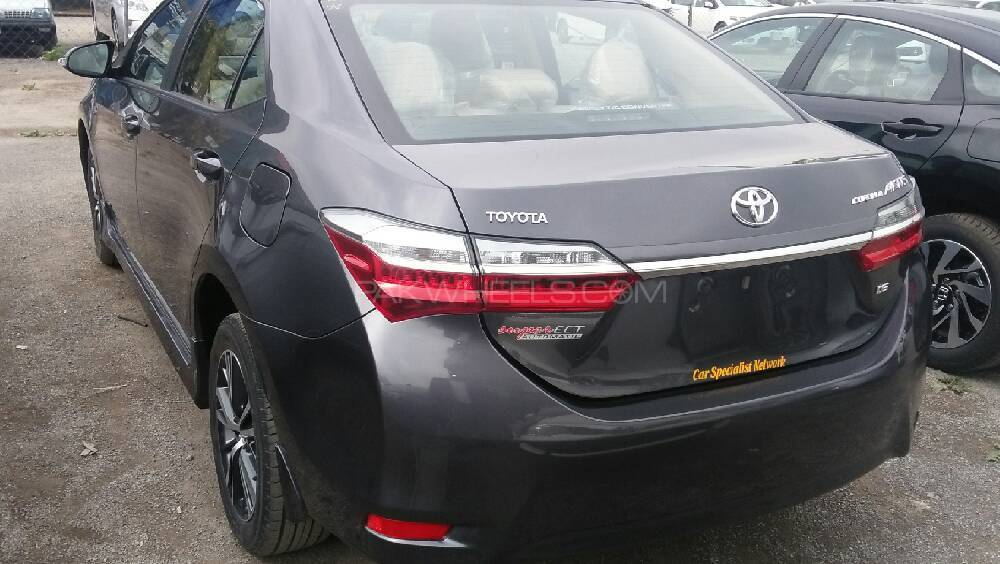 all new corolla altis 2018 toyota yaris trd 2017 automatic 1 6 for sale in islamabad