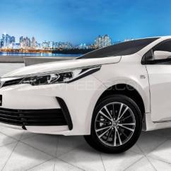 All New Corolla Altis 2018 Jual Alphard Toyota Automatic 1 6 For Sale In Karachi Pakwheels