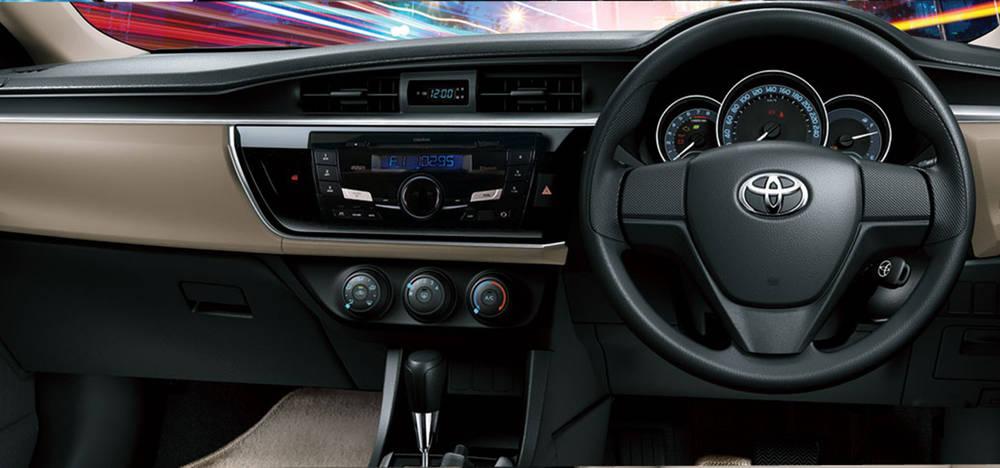 all new corolla altis 2019 grand avanza veloz 2015 toyota price pictures and specs pakwheels interior dashboard