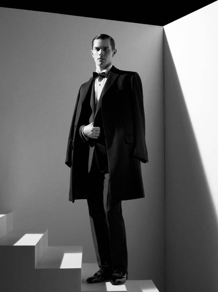 Alfred Dunhill Autumn Winter 2012 Collection Campaign   SENATUS