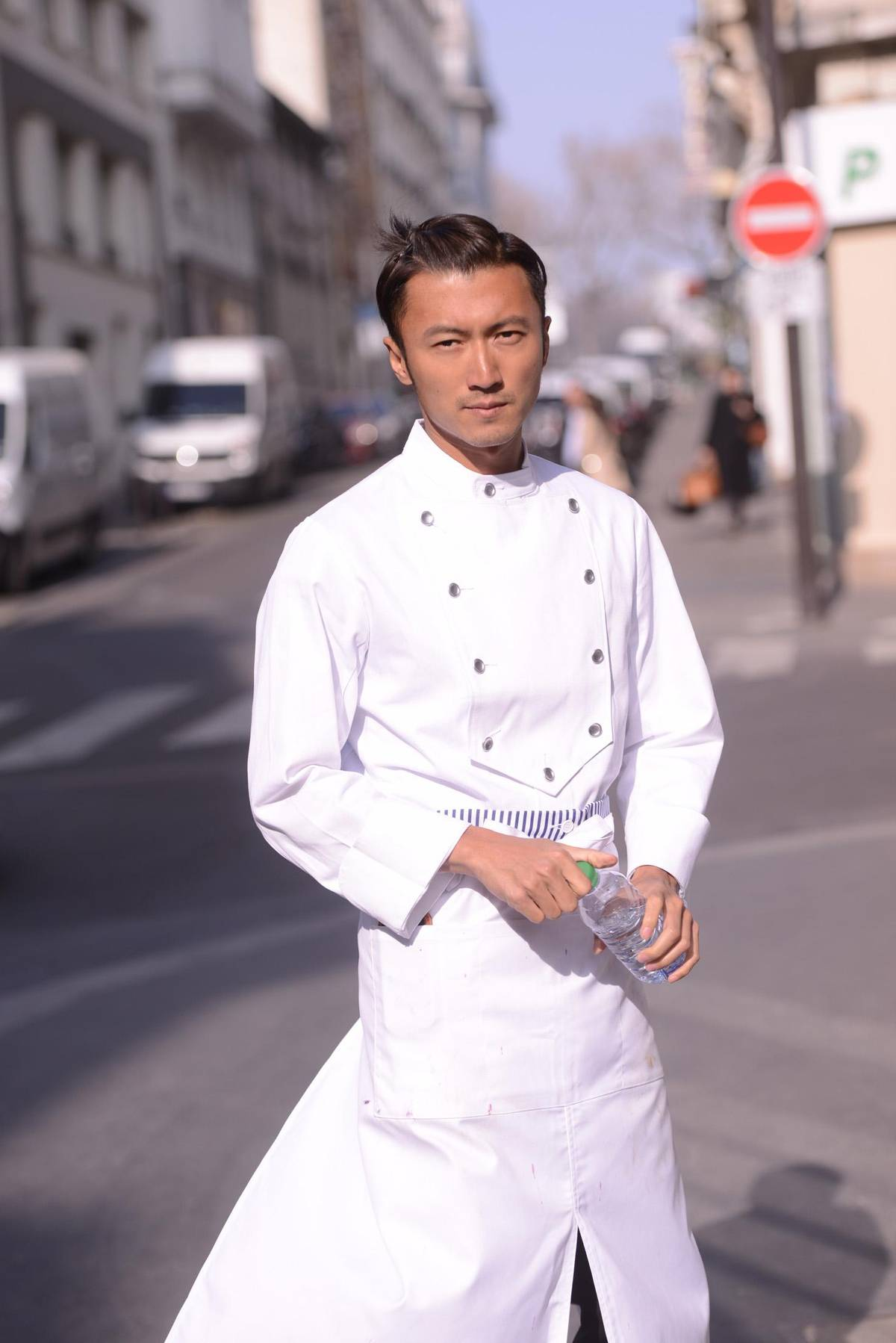 Nicholas Tse to be Recognised as First Ever Friend of Michelin  SENATUS