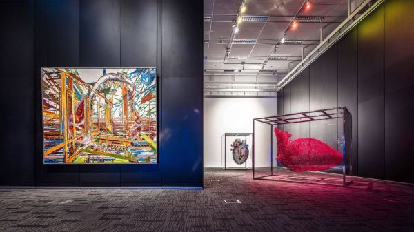 Parkview Museum Singapore Opens With ' Sharks And Humanity' Global Art Exhibition Senatus