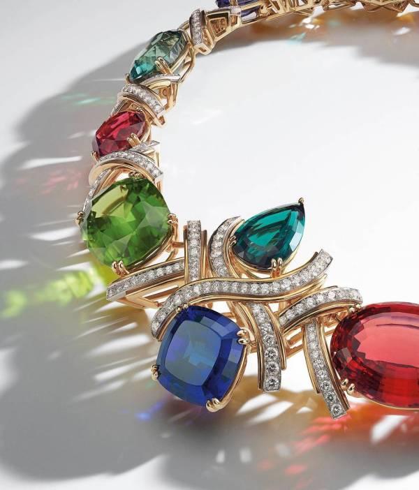 """Tiffany & . """"vivid Dreams"""" High Jewellery Exhibition In"""