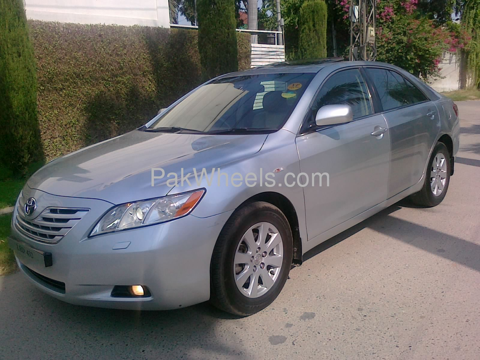 brand new toyota camry for sale interior agya trd 2017 up spec automatic 2 4 2007 in lahore