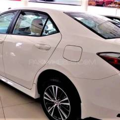 New Corolla Altis Grande Toyota Yaris Trd Sportivo 2017 Cvt I 1 8 2018 For Sale In Islamabad