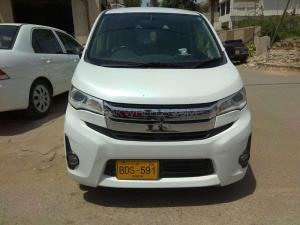 Mitsubishi Ek Wagon 2013 for sale in Karachi | PakWheels