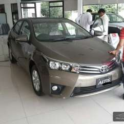 Brand New Toyota Altis Price Rekomendasi Oli Grand Avanza Corolla Grande 1.8 2014 For Sale In Lahore ...