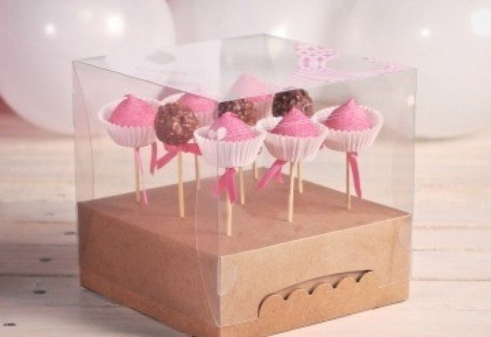 Where To Buy Boxes For Cake Pops Selfpackaging