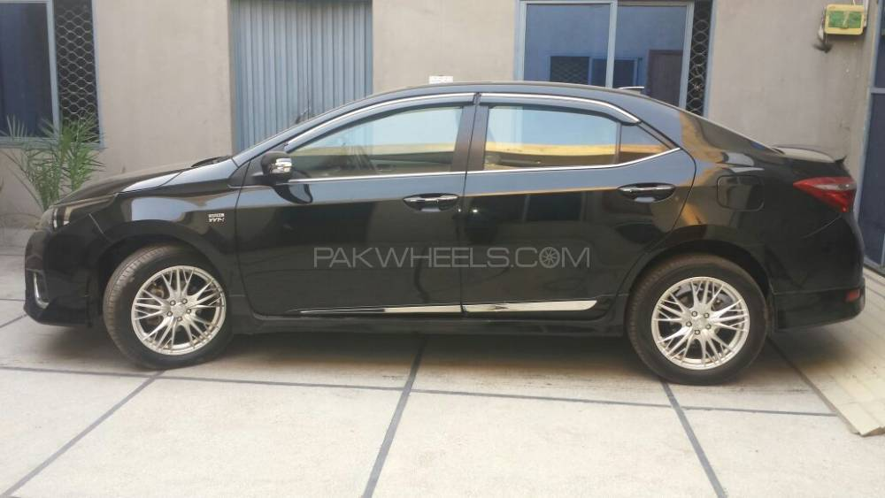 new corolla altis grande agya trd s 2018 toyota cvt i 1 8 2016 for sale in sialkot