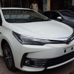 New Corolla Altis Grande All Yaris Trd Sportivo 2014 Toyota Cvt I 1 8 2018 For Sale In Islamabad
