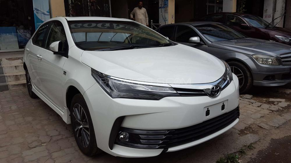 new corolla altis grande harga mobil grand avanza 2016 toyota cvt i 1 8 2018 for sale in islamabad