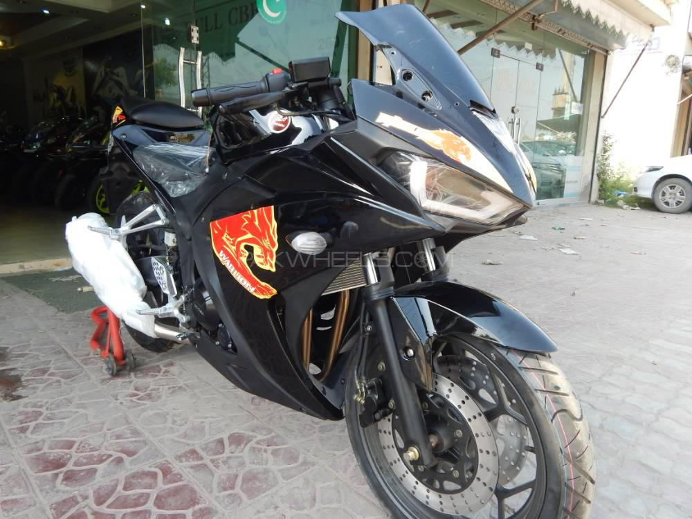 Used Yamaha YZF-R3 2020 Bike for sale in Lahore - 270087   PakWheels