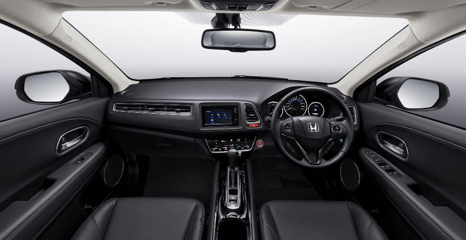 Honda HR V 2018 Interior Exterior Pictures PakWheels