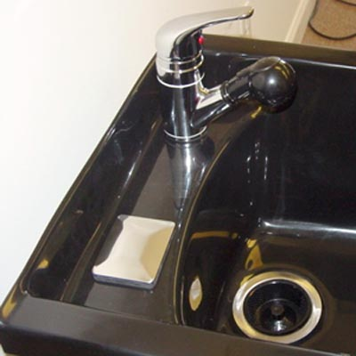 parts accessories to shampoo bowls