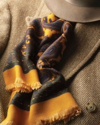 G. Bruce Boyer: Wool Challis - The Ben Silver Collection