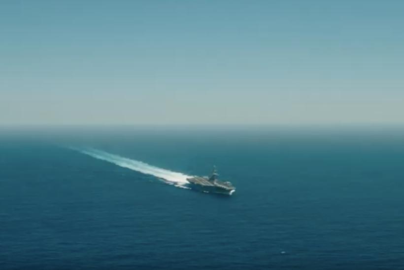 u s navy goes