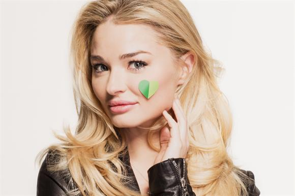 Emma Rigby: ambassador for Caford