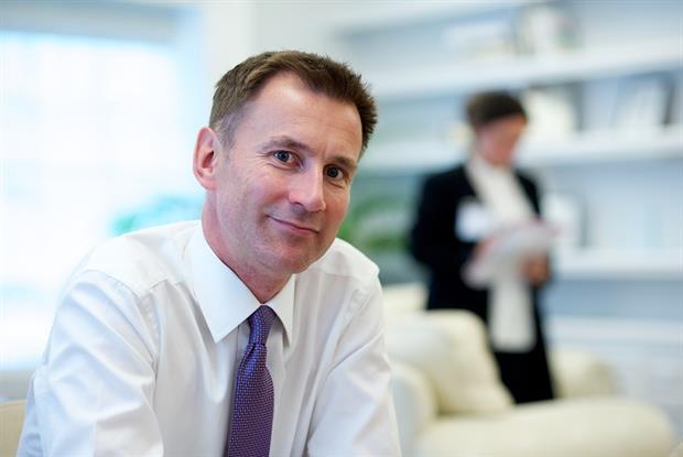 Jeremy Hunt: plans GP services revolution (Photo: JH Lancy)
