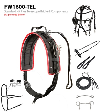 Horse Driving Harness Leather Horse And Buggy Wiring