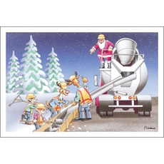 Concrete Amp Cement Christmas Cards Paul Oxman Publishing