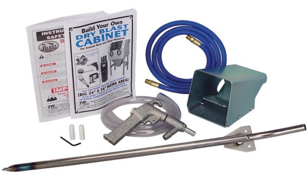 Build Your Own Sandblasting Cabinet - Home & Garden Improvement