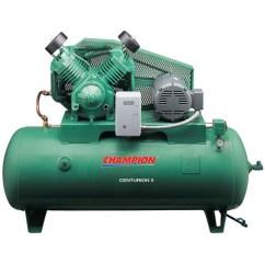 Champion Air Compressor Diagram Bazooka El8a Wiring Heavy Duty 15hp 2 Stage 120 Gal Tp Tools Equipment