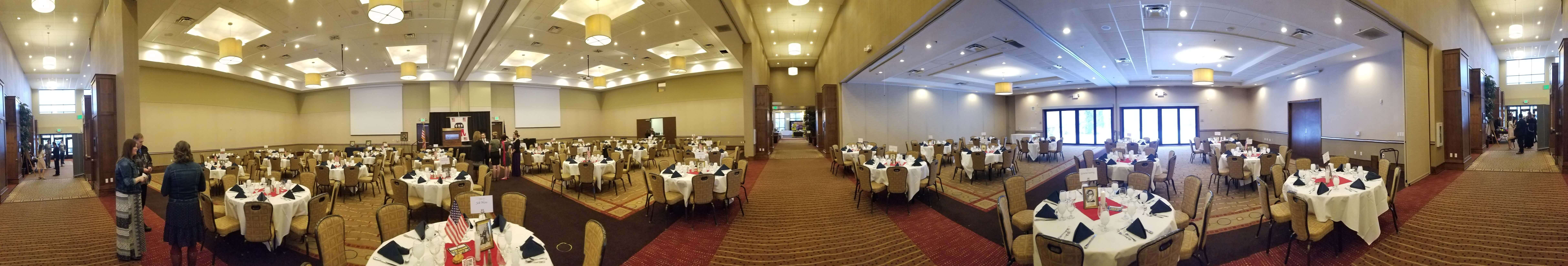 2018 CCRP Lincoln Day Dinner. (c) Joe Levi, Used with permission.