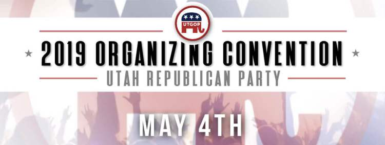 2019 UTGOP Organizing Convention