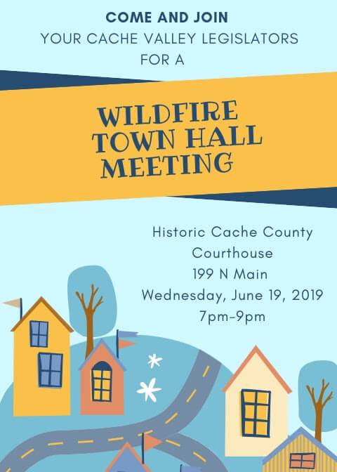 Wildfire Town Hall Meeting