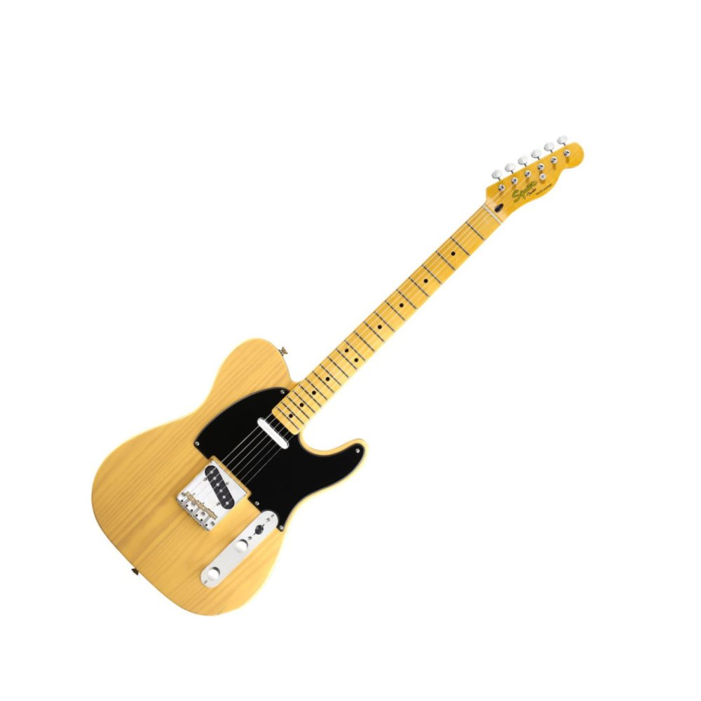 medium resolution of squier classic vibe 50s telecaster electric guitar butterscotch