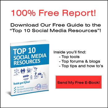 Top 10 Social Media Resources Free E-book