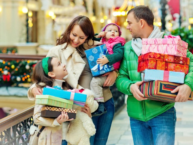 Image result for family shopping