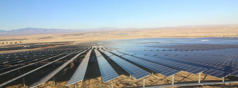 sPower Connects its Largest Solar Project to the Grid, 107 Megawatts of Power Going to the California Department of Water Resources