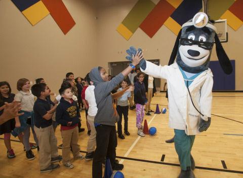 UnitedHealthcare Donates Hasbro's NERF ENERGY Game Kits to Boys & Girls Clubs