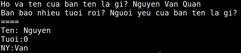 Troi Lenh Trong C