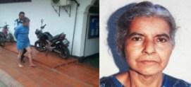 José Alberto Alviárez (40) golpeó a Eduvina Alviárez y luego le prendió fuego a la vivienda que compartían. El homicida confesó que la mató por una orden divina, para que el Presidente se salvara