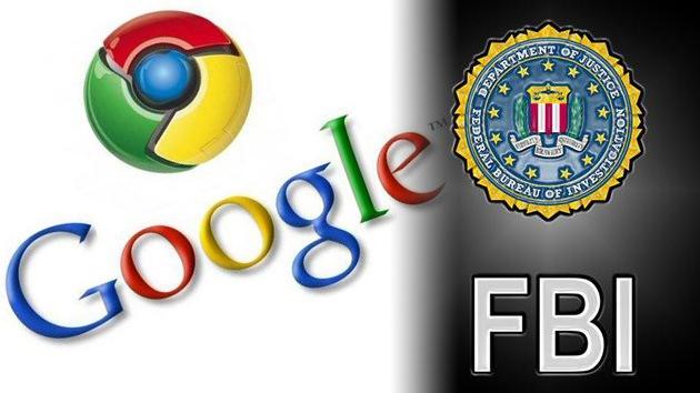 El FBI solicita datos de los usuarios de google