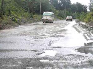 Carretera Navarrete Puerto Plata