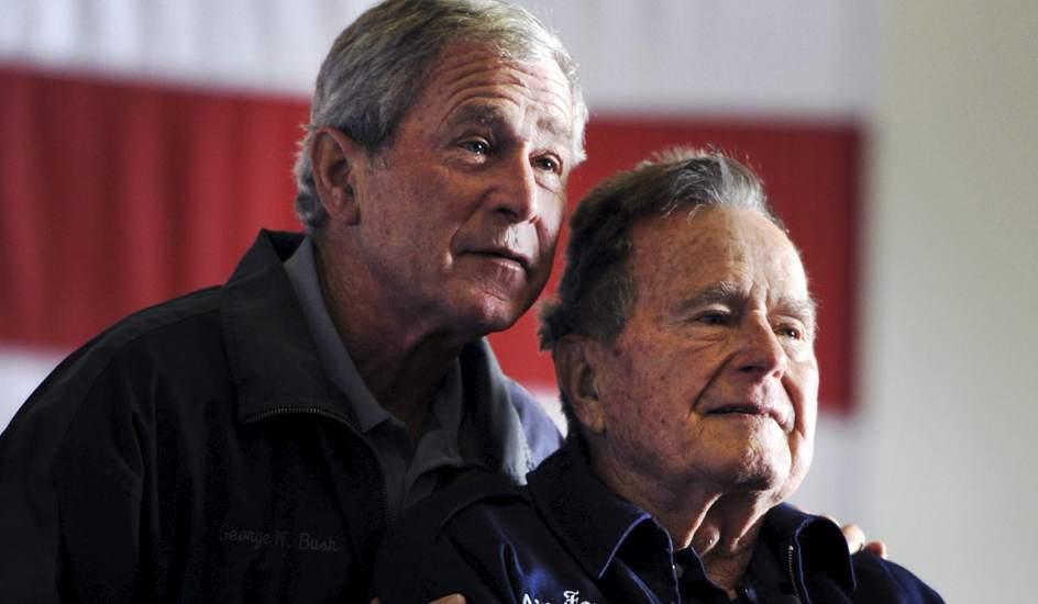 Hacker accede a correos y fotos de los Bush