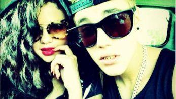 """Justin Bieber y Selena se insultan en mensajes de texto; ella lo llama """"drogadicto"""""""