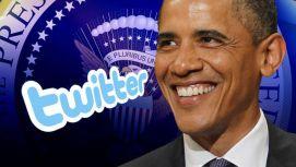 La investidura de Obama impone récord en Twitter con más de 1 millón de tuits