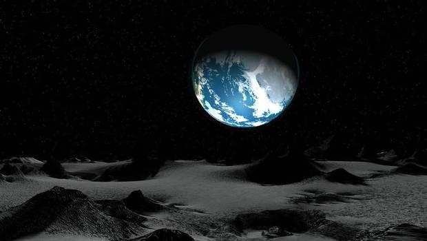 El descubrimiento llevaría a reconsiderar la hipótesis sobre la formación del satélite.